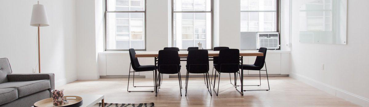 ¿Alquilar un piso amueblado o sin amueblar?