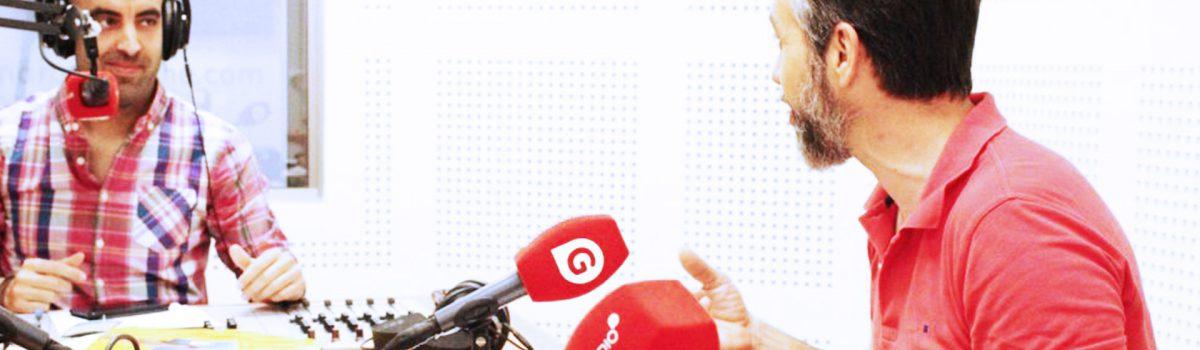 [AUDIO] Entrevista a Faustino de la Vega