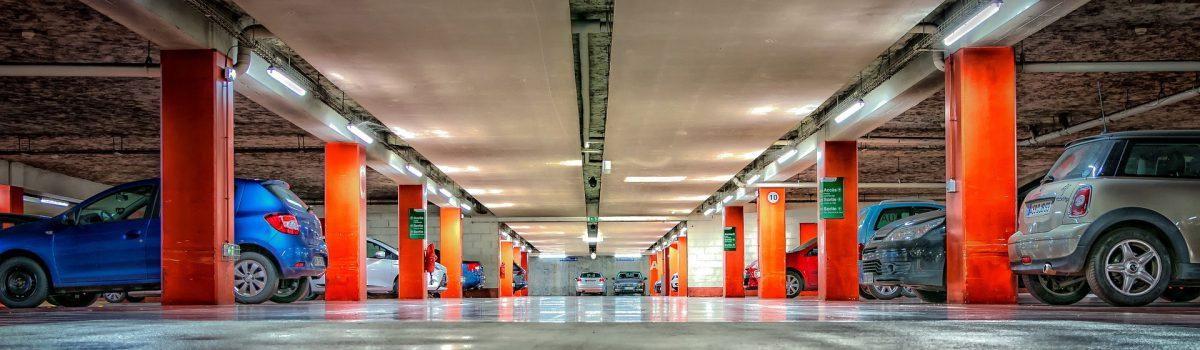 Pago del IVA e IRPF en los alquileres de plazas de garaje